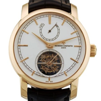 Vacheron Constantin Traditionnelle 14-day Tourbillon - 89000/000R-9655